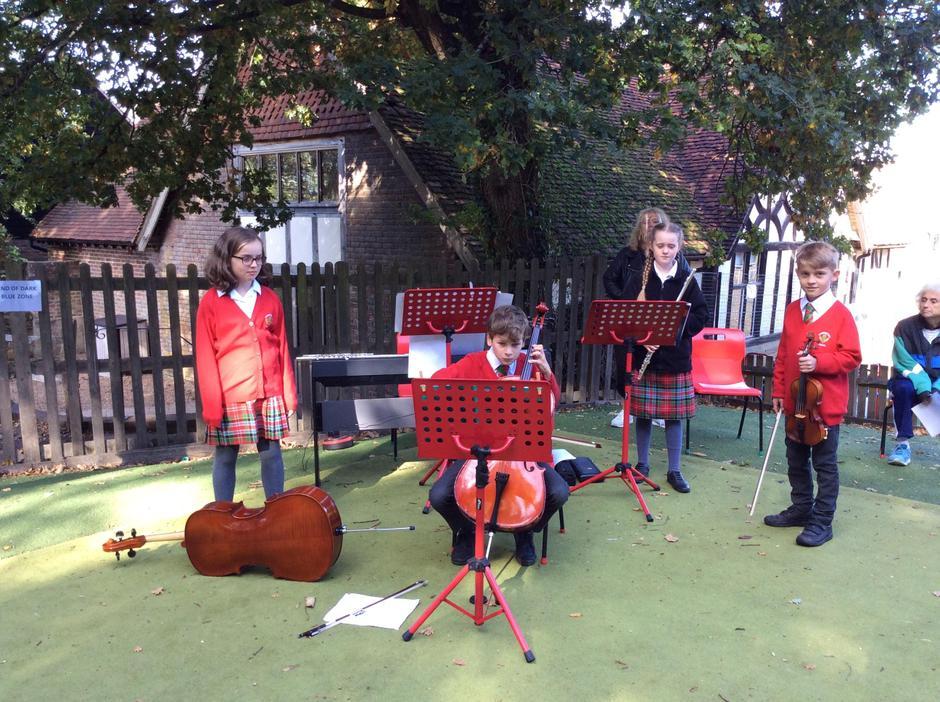 Splendid Musicians