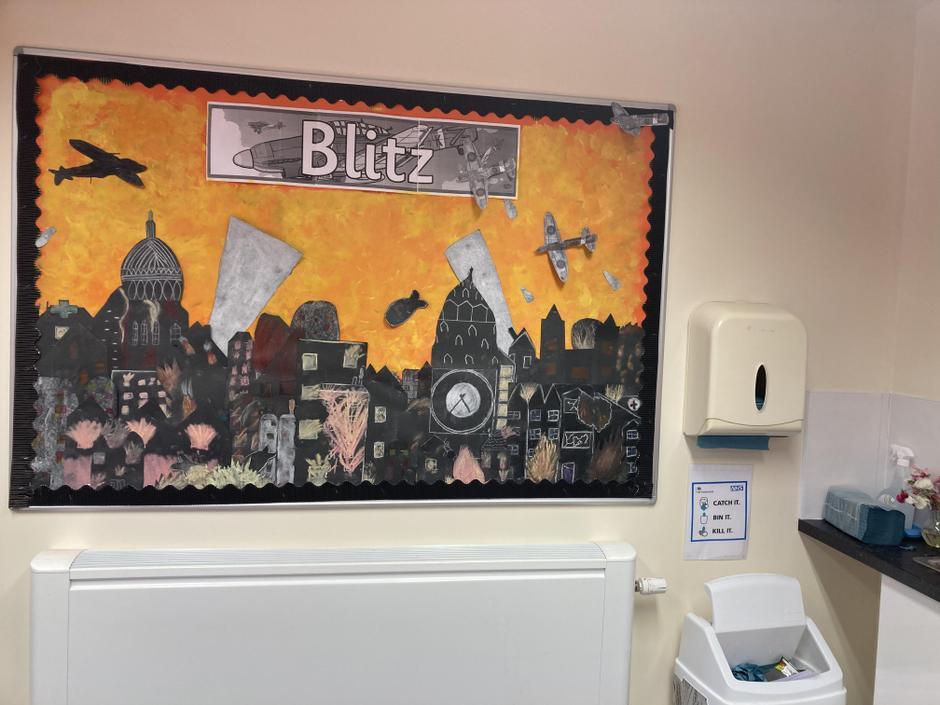 Blitz Board