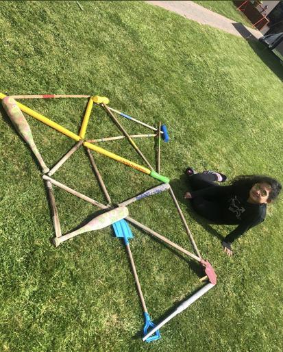 Sienna (Year 4) - Outdoor Maths