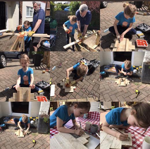Mattie (Year 4) - Home Clock Project