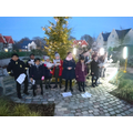 Choir Christmas carols at London Square Chigwell
