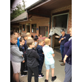 Visit to Chigwell Riding Trust