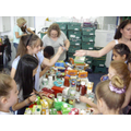 Visit to Epping Forest foodbank