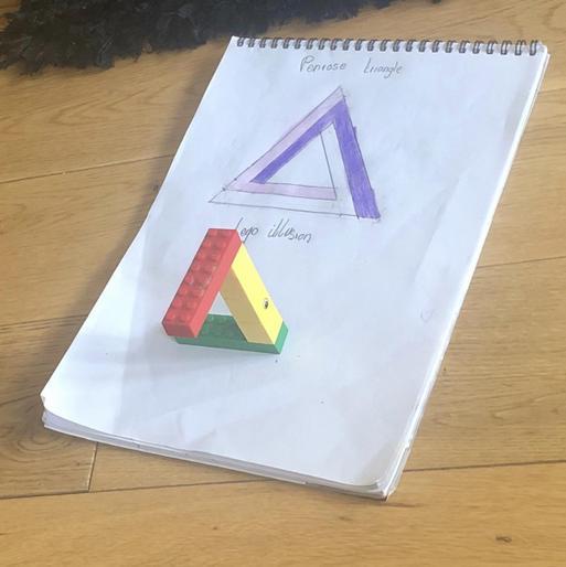 Sienna (Year 4) - Penrose Triangle