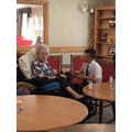 Visit to Sherrell House Care Home