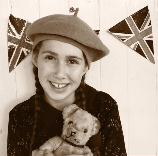 Evie (Year 5) - VE Day Celebrations