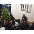 Choir Christmas at London Square Chigwell