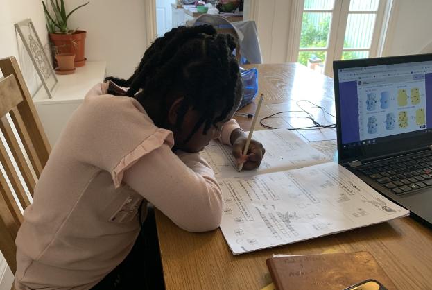 Moriah (Year 3) Maths Work