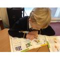 Dictionary skills in English