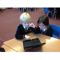 Computing lessons in Class 4