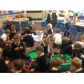 Busy times in Class 4