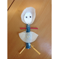 Look at my fantastic puppet!