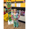 Look at our fantastic costumes!