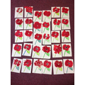 Look at our beautiful Remembrance Day artwork!