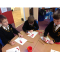 Making our poppies