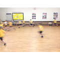 Running as fast as we can in PE!