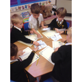 Brilliant group work in English!