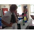 Taste testing in Science