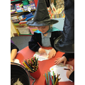 Wizard magic has helped us to write independently.