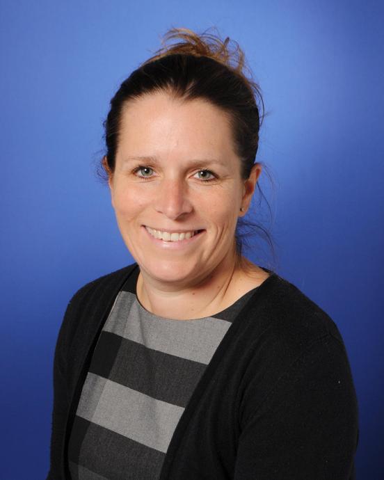 Mrs Liz Matthews - Finance Officer
