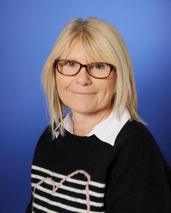 Mrs Jackie Dunn - HLTA
