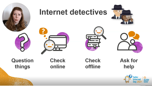 Can you be an internet detective?