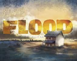 We add our own words to this wordless picture book about flooding.