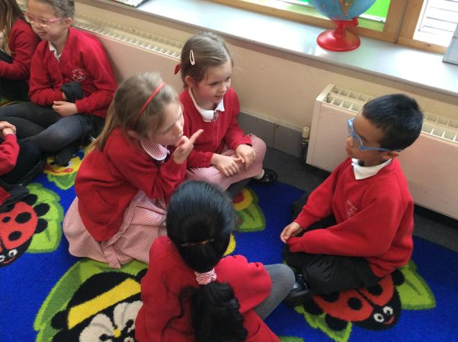 The Lighthouse Keeper's Lunch Drama - Character Discussions
