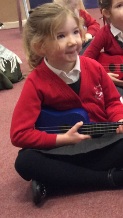 Learning to play a string instrument