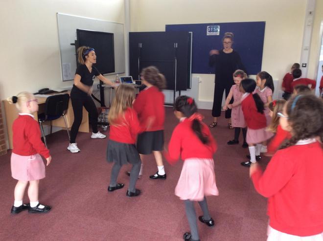 'Under the Sea' Drama Workshop