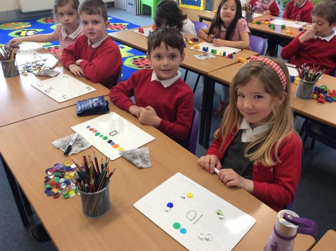 Multiplication - many lots of the same number