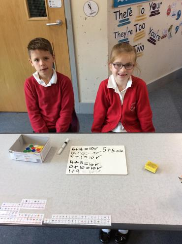 More of our amazing Maths.