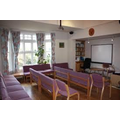 Classroom/lounge area.