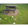 Litter we want to make our school environment tidy