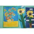 Looking at artists - Van Gogh