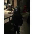 Year 1 visit to Warwick Castle