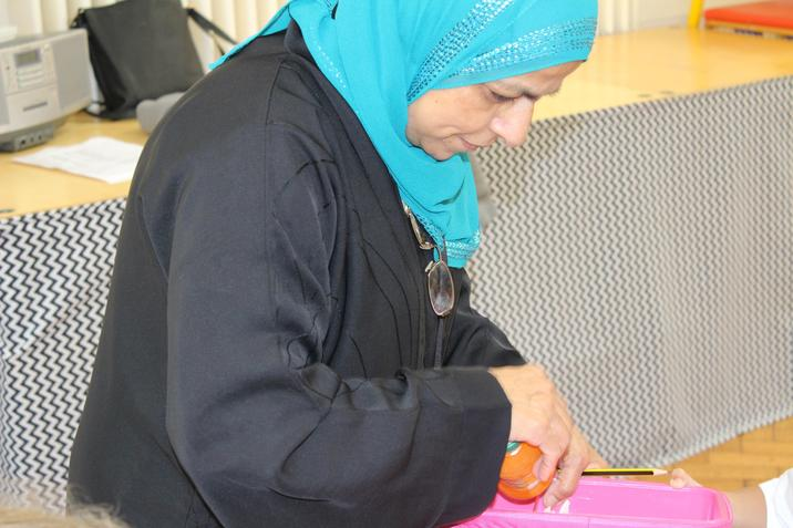Mrs Patel- Senior Midday Supervisor
