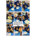 Naming different parts of a fish in Year 1