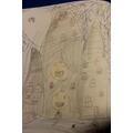 Sketchbook - Spooky house poem illustration