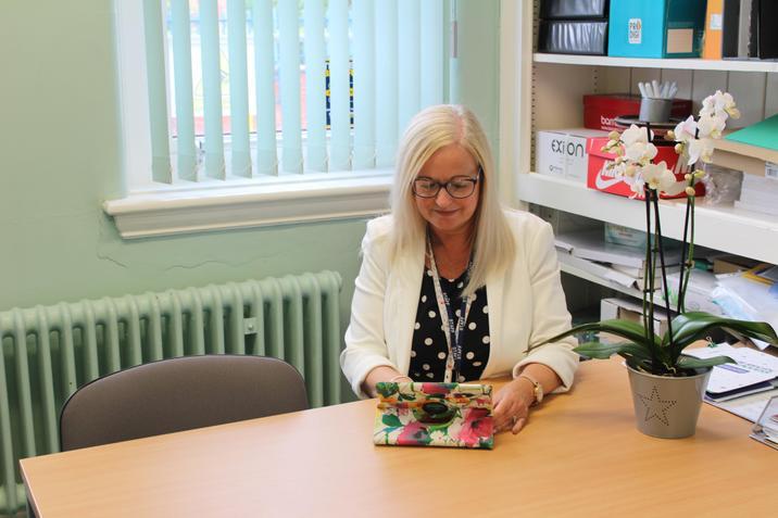 Mrs Alexander - School Business Manager