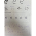 Mason's letter formation 5