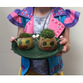 Lucy's Cress Potato Heads