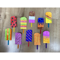 Rose's fantastic ice lollies