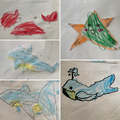 Alfie's super sea creatures
