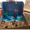 Dylan's seaside in a box