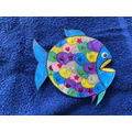 Rose's Rainbow Fish art 3