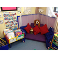 Our reading corner