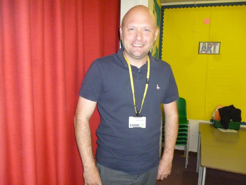 Mr winspear
