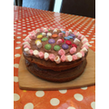 Lucy's delicious cake