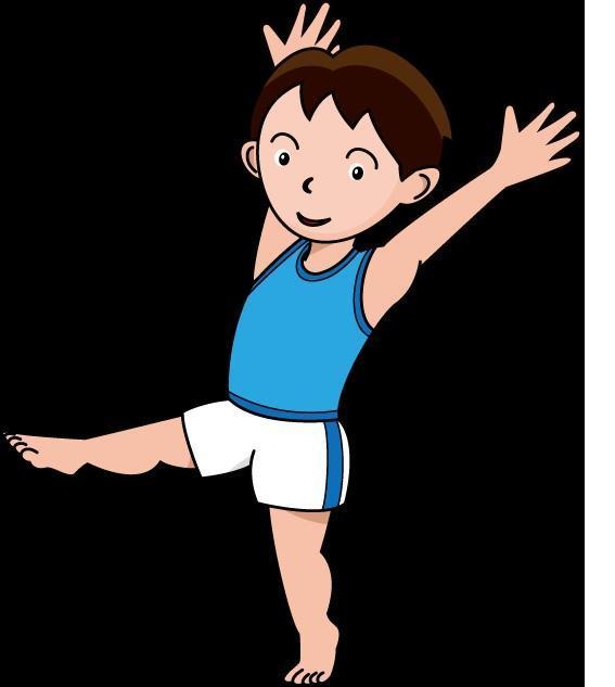 Year 1&2 Gymnastics